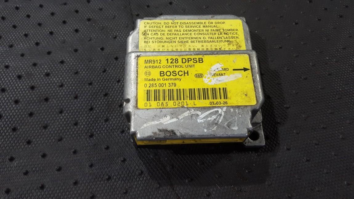 Airbag crash sensors module Mitsubishi Space Star 2001    0.0 MR912128DPSB