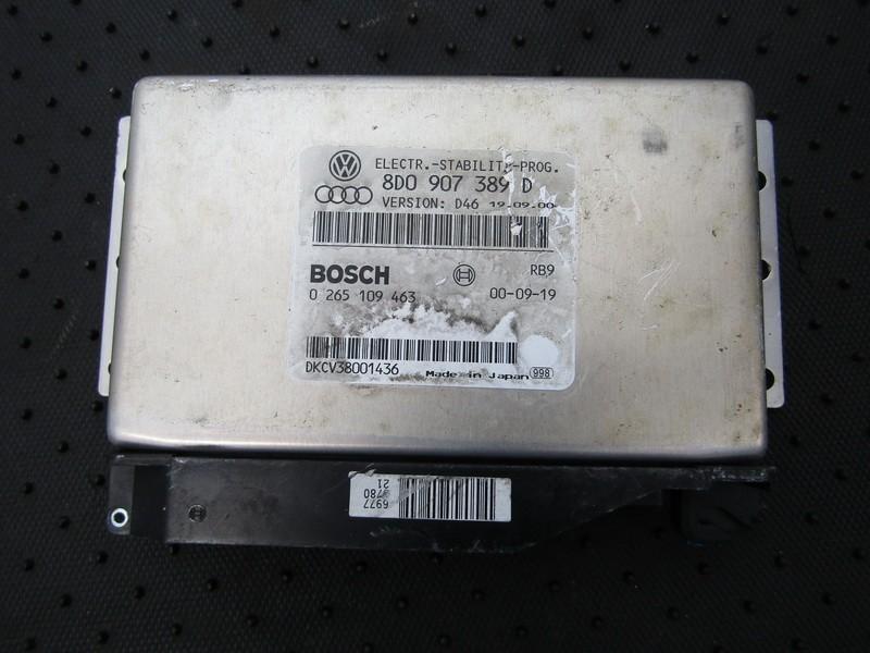 ESP PML BAS CONTROL UNIT ECU Audi A6 2000    2.5 8d0907389d