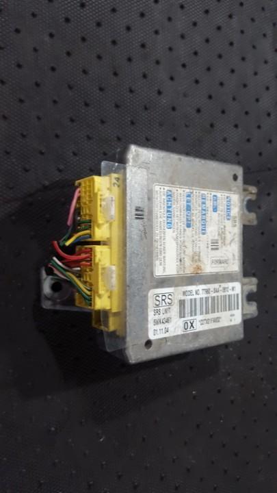Airbag crash sensors module Honda Jazz 2005    1.3 77960SAAE812M1