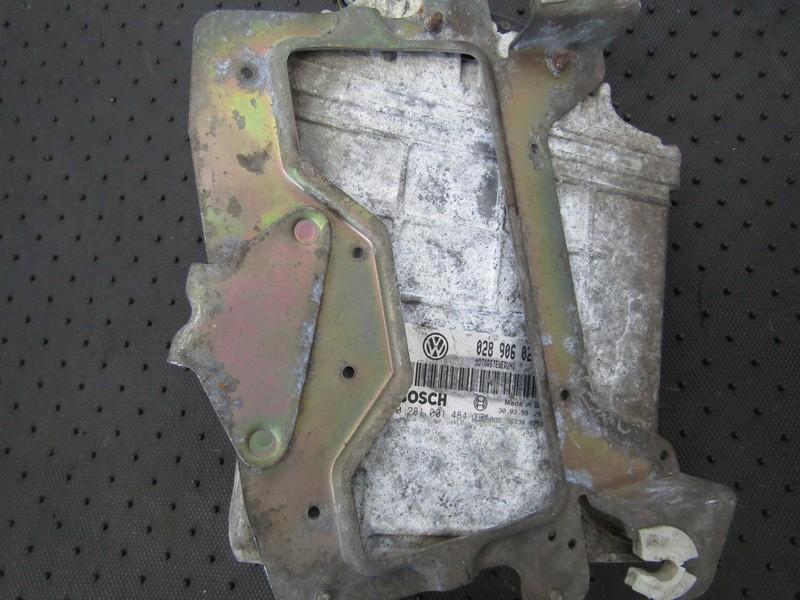 ECU Engine Computer  Seat Cordoba 1999    1.9 0281001484