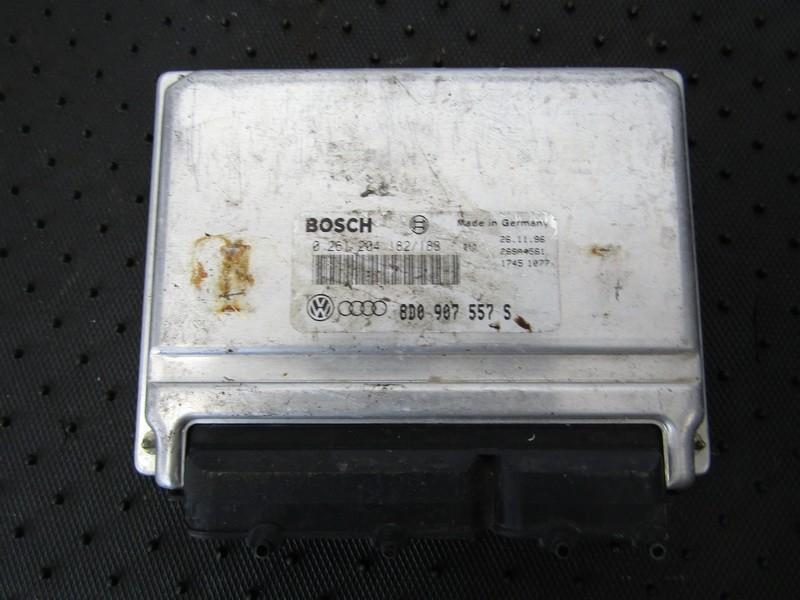 ECU Engine Computer  Audi A4 1996    1.8 8D0907557S