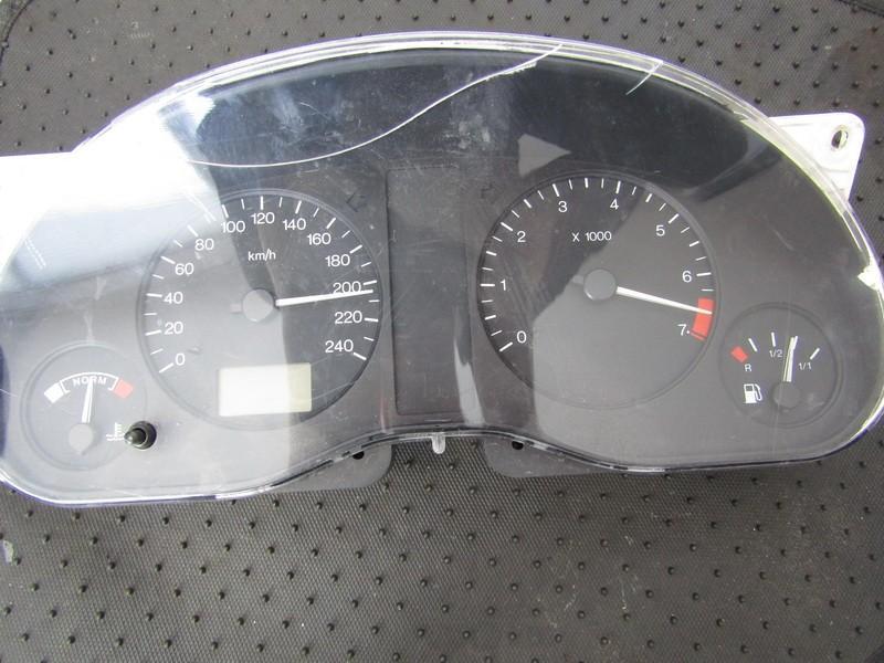 Щиток приборов - Автомобильный спидометр 95VW10849BB 95VW-10849-BB, 7M0919861D Ford GALAXY 1996 2.0