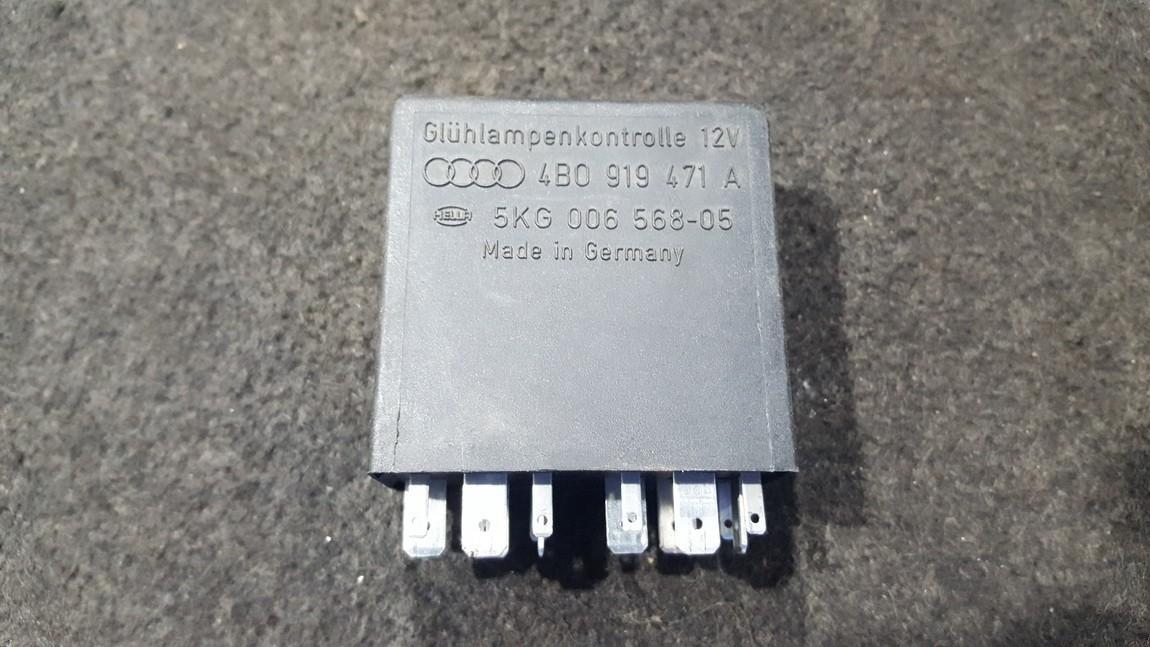 Audi  A6 Relay module