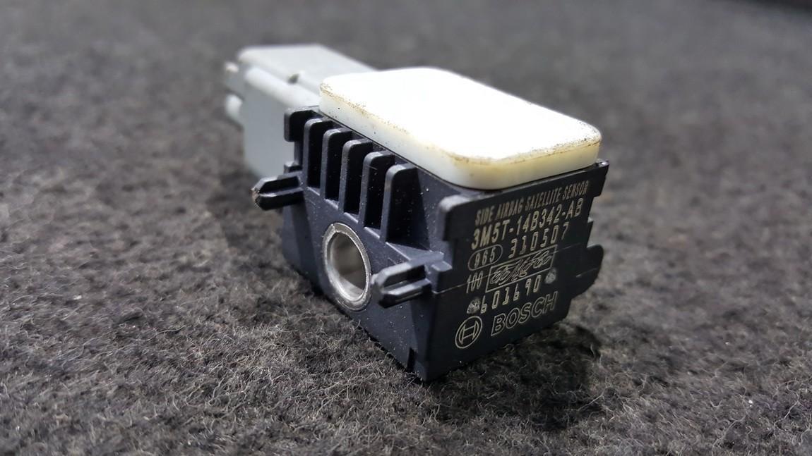 Srs Airbag crash sensor Ford Mondeo 2010    0.0 3M5T14B342AB
