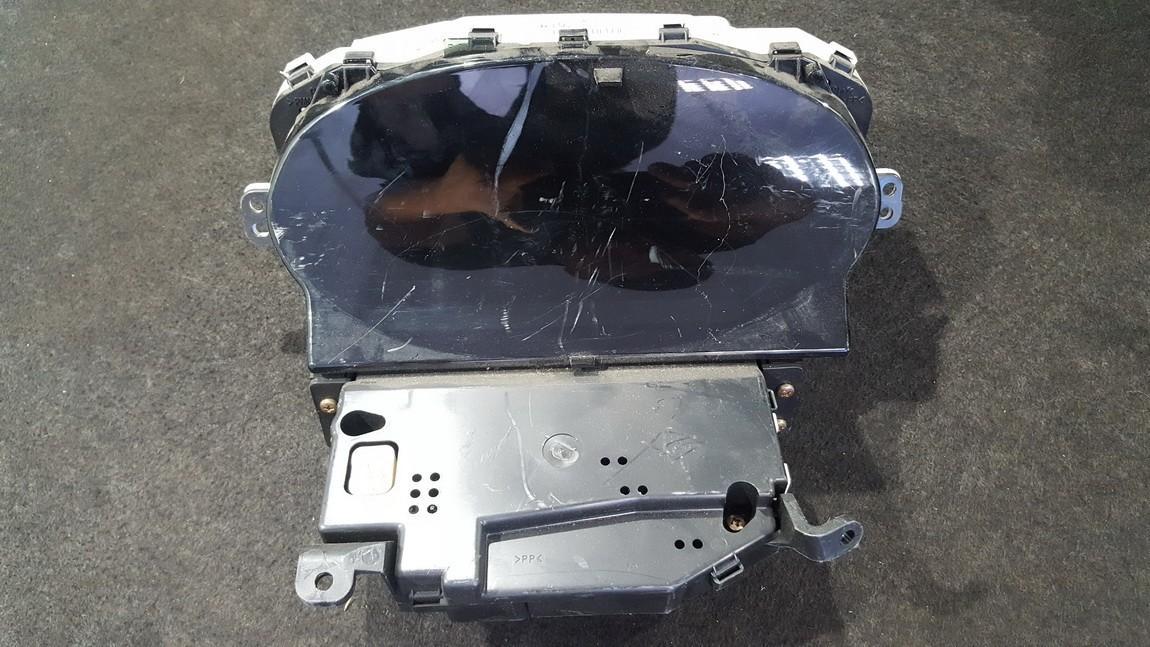 Spidometras - prietaisu skydelis 8380052120 457300-0147 Toyota YARIS 2000 1.0
