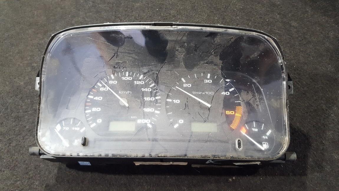 Spidometras - prietaisu skydelis 88311235 NENUSTATYTA Volkswagen CADDY 1997 1.6