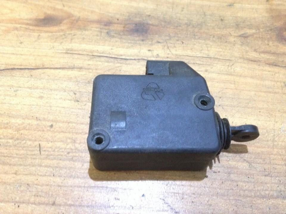 Central locking motor Peugeot 806 1996    2.0