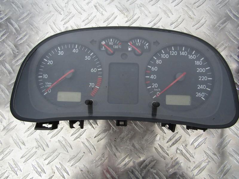 Spidometras - prietaisu skydelis 1j0919881b 0263611022 Volkswagen GOLF 1995 1.9
