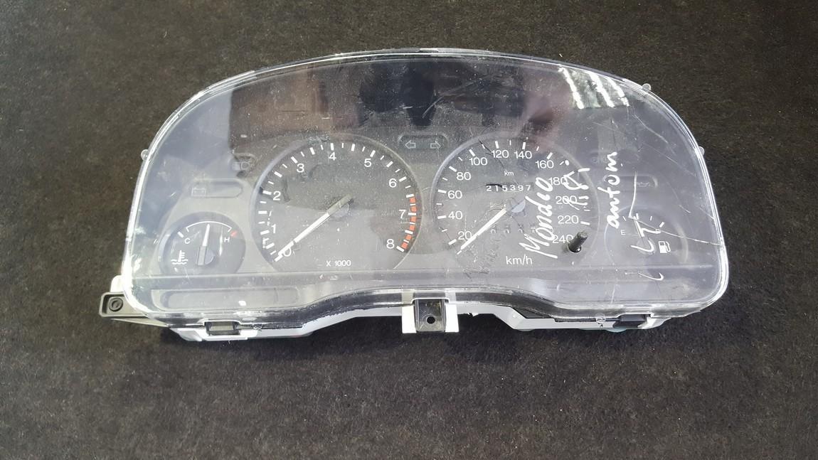 Spidometras - prietaisu skydelis 98BP10C956HB 431446B Ford MONDEO 2006 1.8