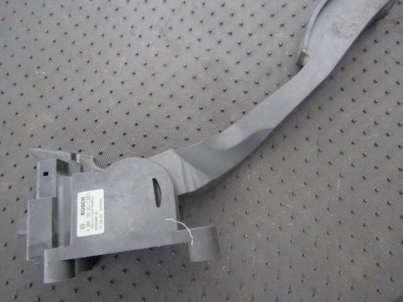 Elektrinis greicio pedalas 0280755051 505049140, 403680 Alfa-Romeo 147 2003 1.6