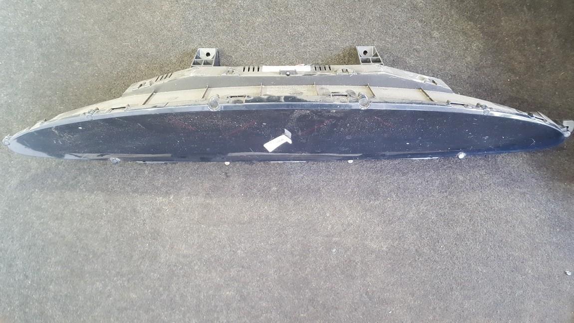 Spidometras - prietaisu skydelis 7501650 NENUSTATYTA Nissan NOTE 2011 1.5