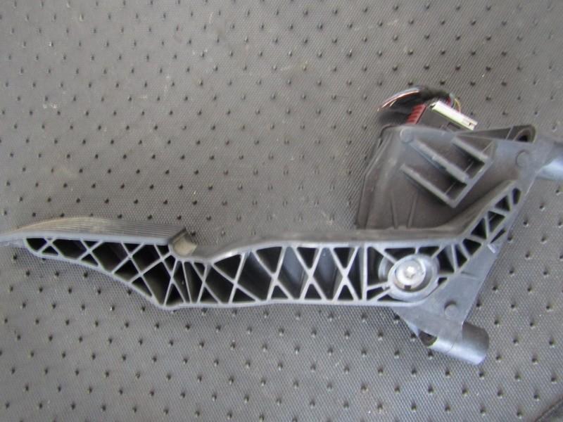 Accelerator Pedal (potentiometer) Opel Zafira 2001    2.2 9202341bt