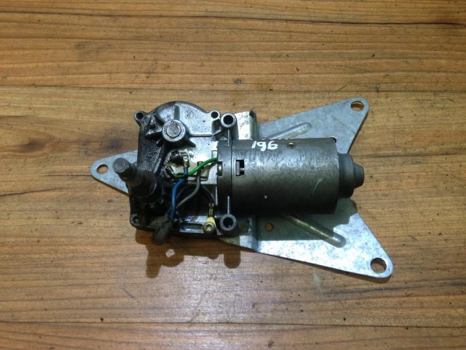 Rear wiper motor (Rear Screen Wiper Engine) Renault Twingo 1996    2.0 0390216750