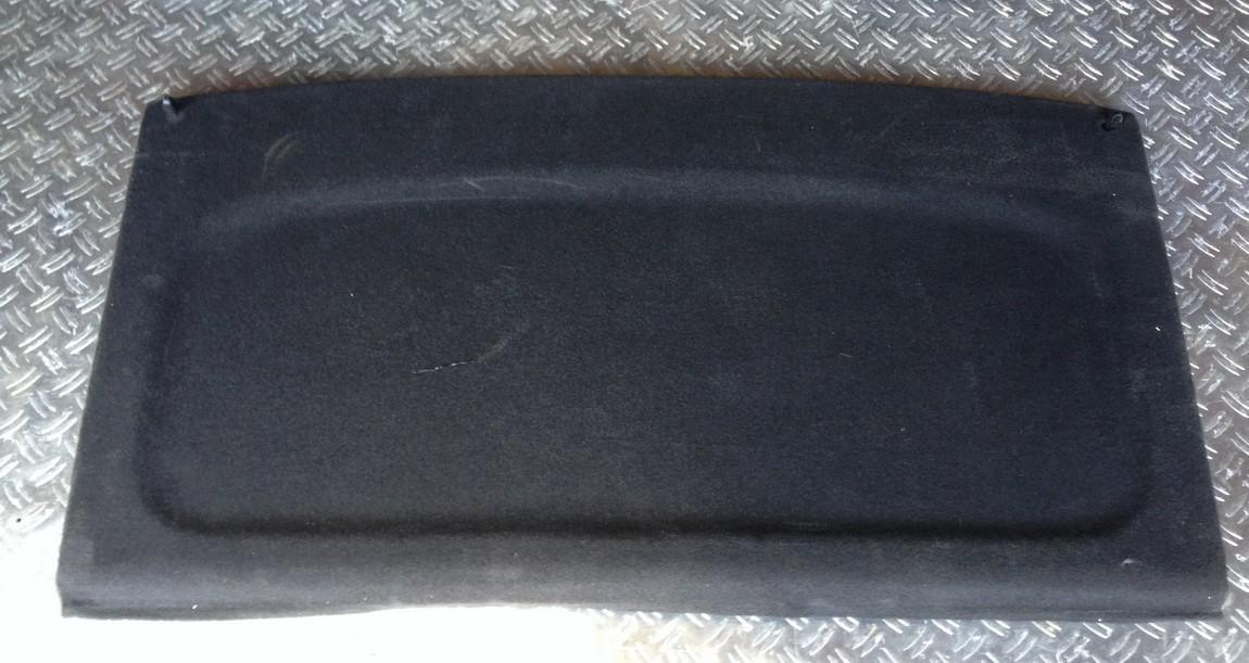 Шторка багажника (Занавеска) 1J6863534 N/A Volkswagen GOLF 2007 1.9