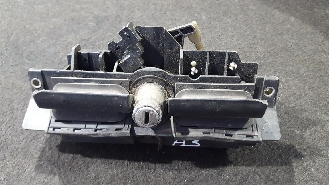 Rear Tailgate Boot Opening Switch and Handle 4b0827565h nenustatyta Audi A6 2008 2.0