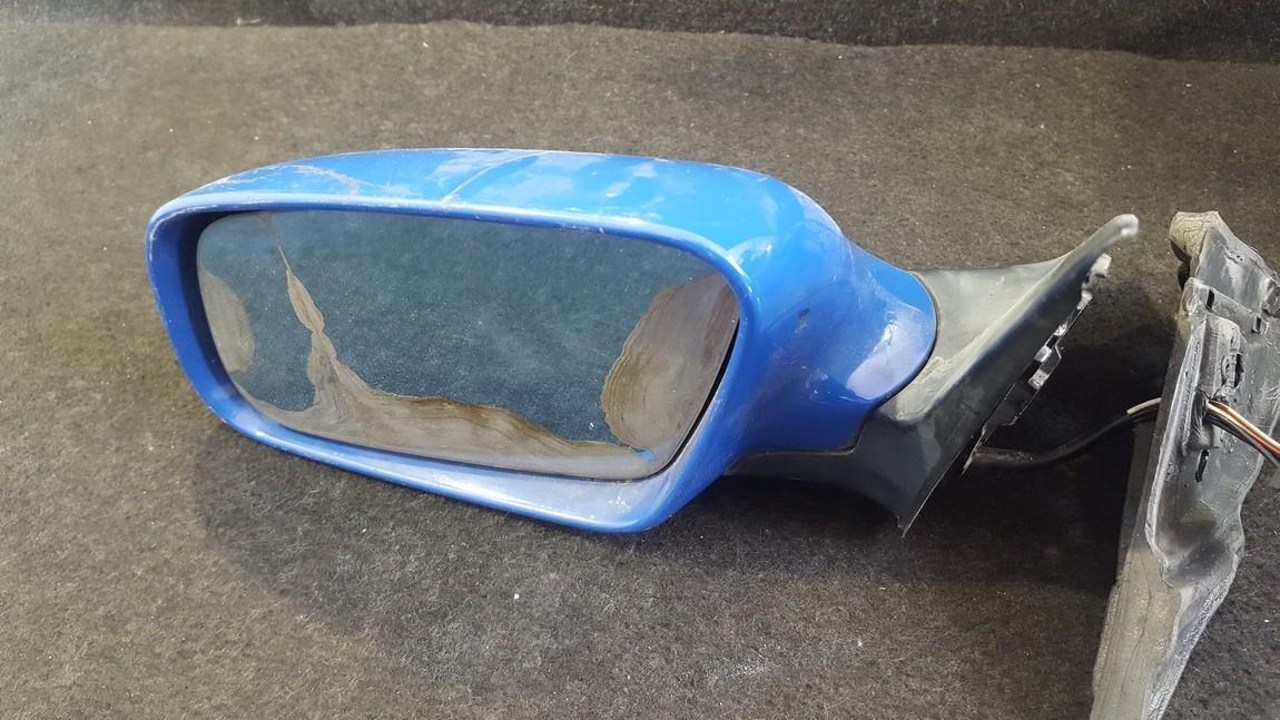 e1010593 Door mirror left side Audi A6 2000 0.0L 19EUR EIS00227335
