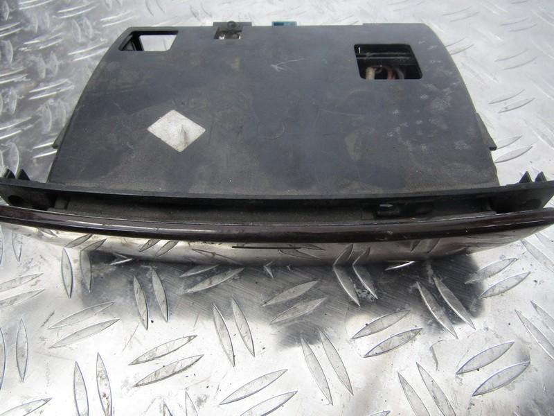 a2206800252 Center Console Ashtray Mercedes-Benz S-CLASS 2000 3.2L 12EUR EIS00227366