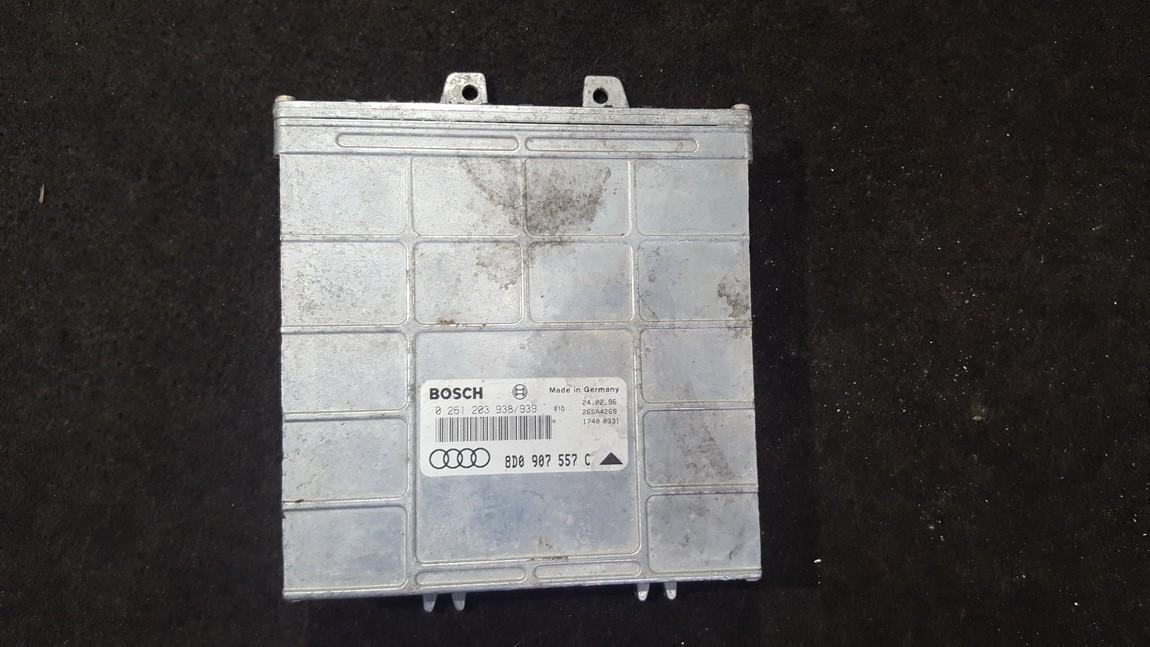 ECU Engine Computer  Audi A4 1996    1.6 8D0907557C,