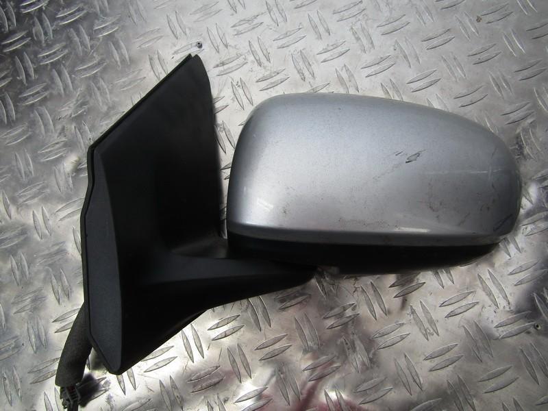 exterior Door mirror (wing mirror) left side E11015541 NENUSTATYTA Nissan ALMERA 1995 1.6