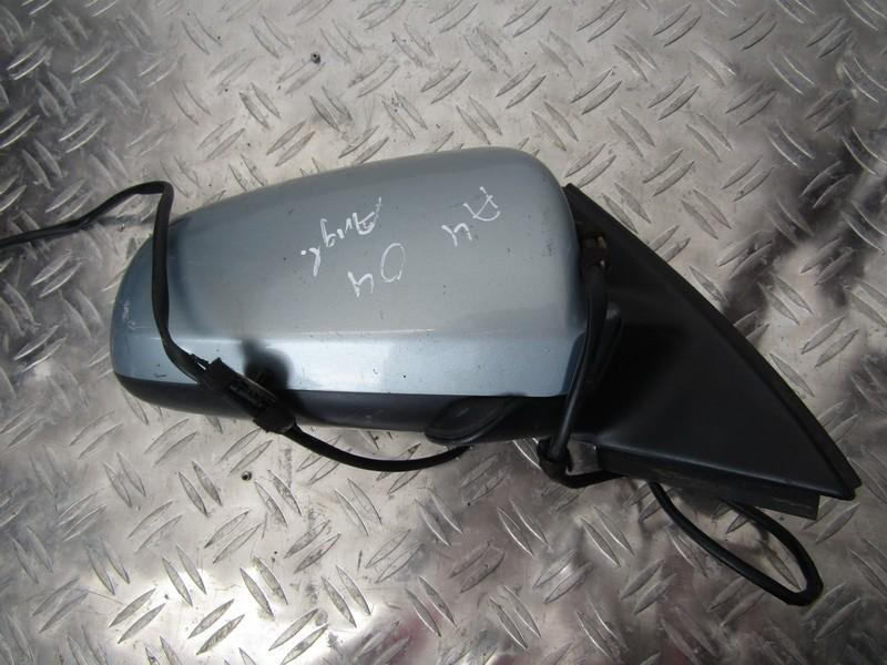 Door mirror right side Audi  A4, B6 2000.11 - 2004.12