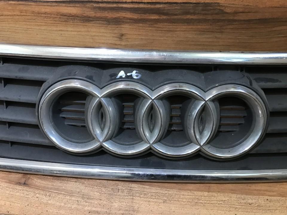 Front Emblem NENUSTATYTA N/A Audi A6 2008 2.0