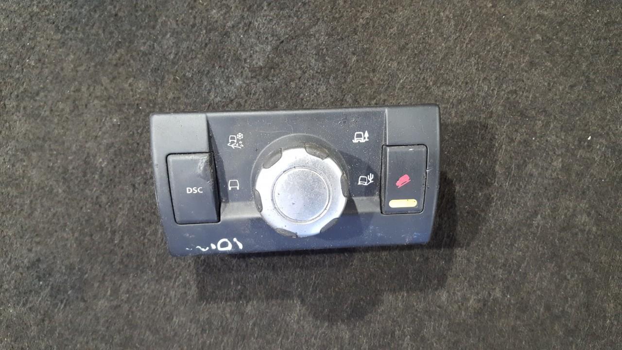 Sukibimo valdymo mygtukas nenustatytas n/a Land Rover FREELANDER 1998 2.0