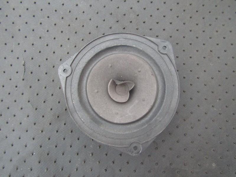 Opel  Vectra Garso kolonele