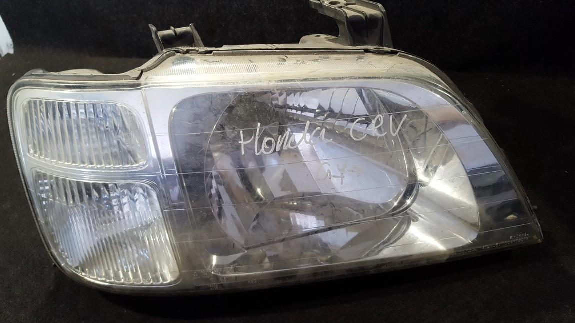 Zibintas P.D. NENUSTATYTA nenustatyta Honda CR-V 2003 2.0