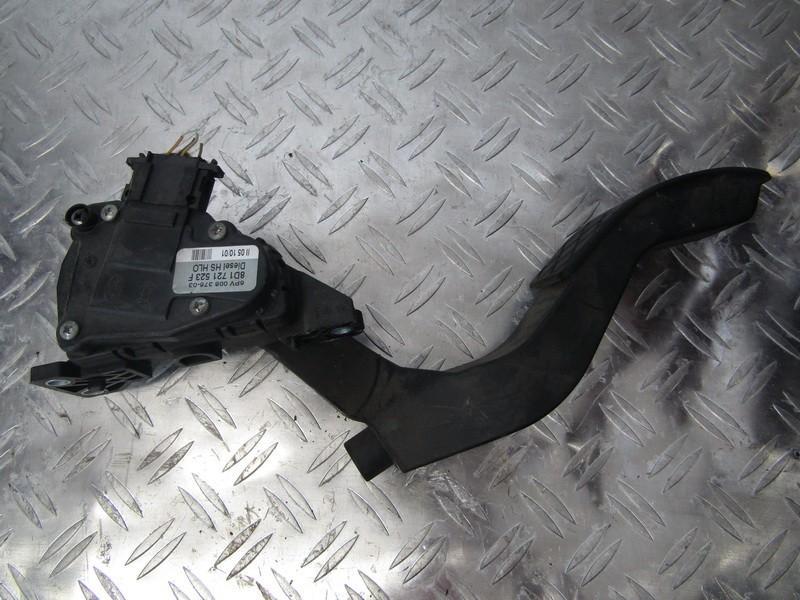 Accelerator Pedal (potentiometer) Volkswagen Passat 2001    1.9 8D1721523F