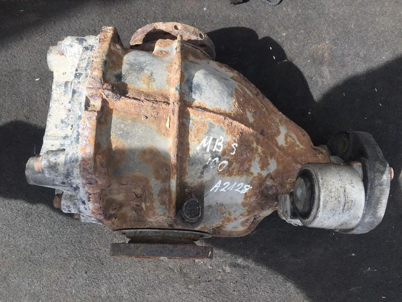 Rear differential assembly Mercedes-Benz S-CLASS 2000    5.0