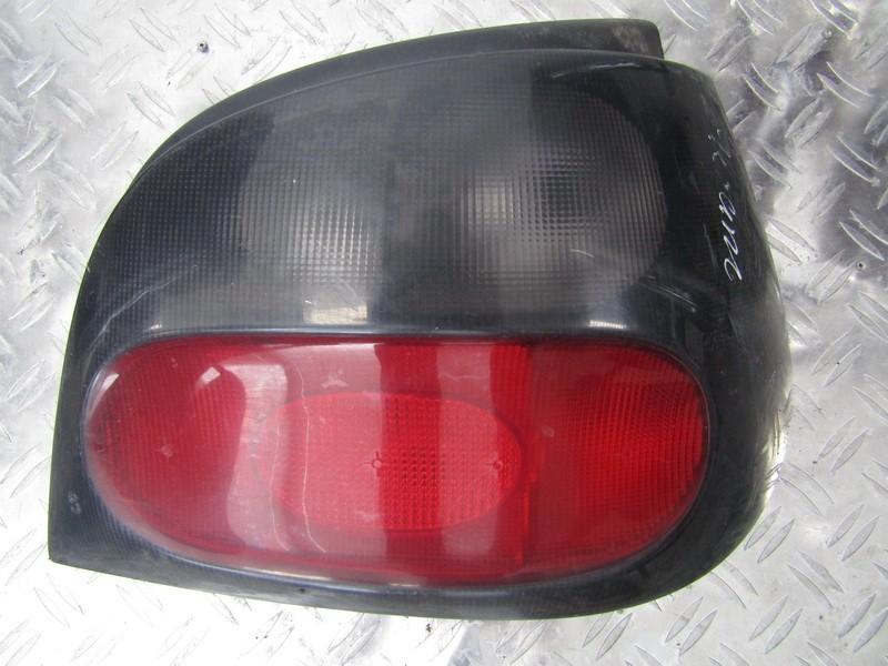 Galinis Zibintas G.D. nenustatyta nenustatyta Renault MEGANE 2002 1.5