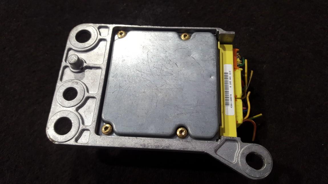 Airbag crash sensors module Nissan Almera 2003    0.0 0285001319