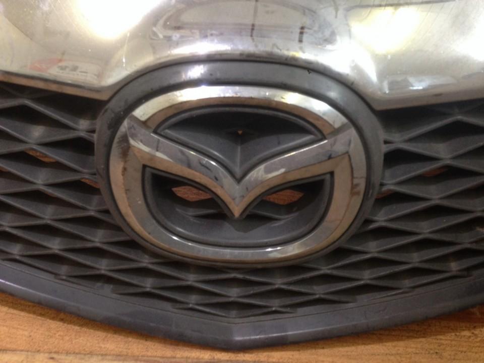 Priekinis zenkliukas (Emblema) NENUSTATYTA n/a Mazda 6 2014 2.2