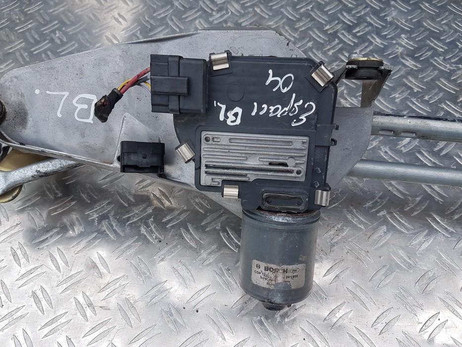 Priekinis langu valytuvu varikliukas 0390241805 neustatyta Renault ESPACE 1990 2.1