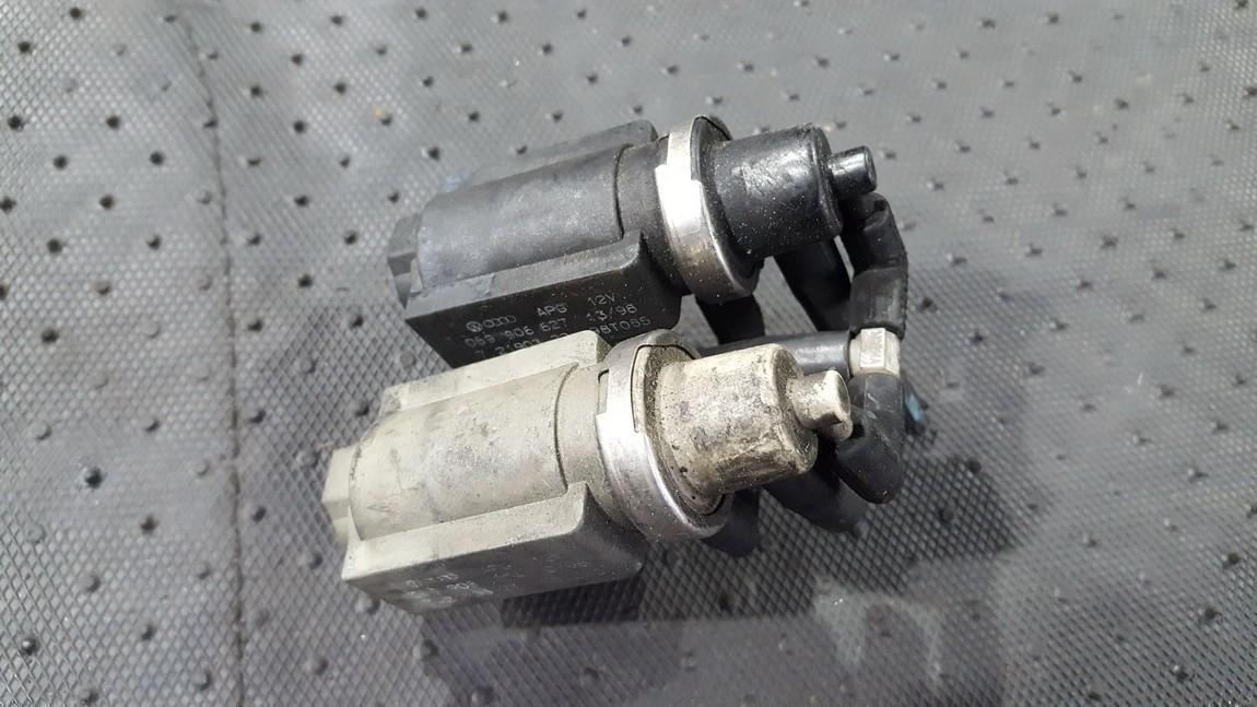 Electrical selenoid (Electromagnetic solenoid) Audi A6 1999    2.5 059906627A