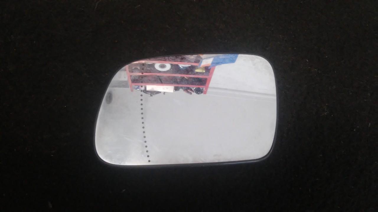 Mirror Glass left side Peugeot 407 2005    2.0 232634015