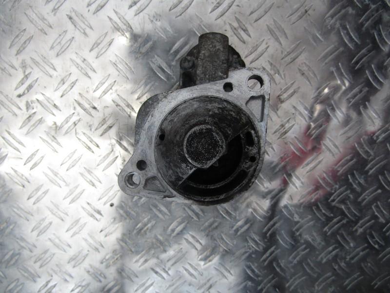 Starteris 23300ax01a m000t84585 Nissan NOTE 2008 1.4