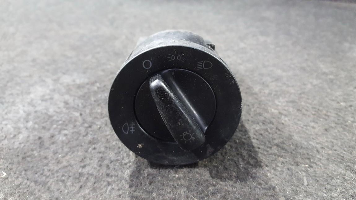 Headlight adjuster switch (Foglight Fog Light Control Switches) 1c0941531 nenustatyta Volkswagen GOLF 2006 1.6