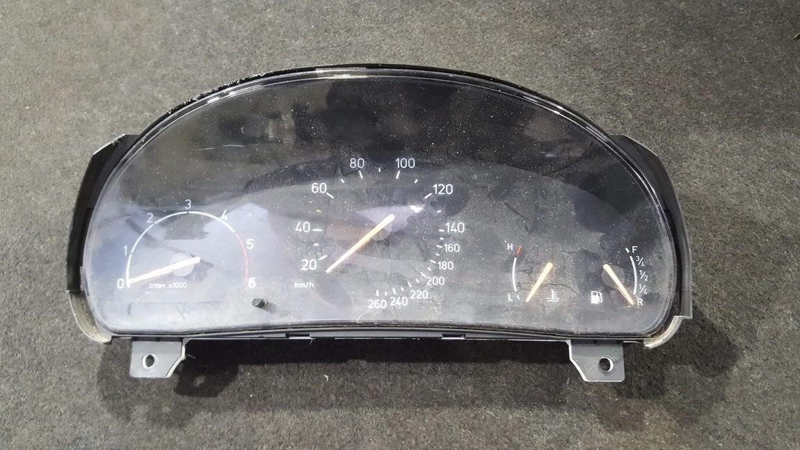 Щиток приборов - Автомобильный спидометр 5373188 nenustatyta SAAB 9-5 1998 2.0