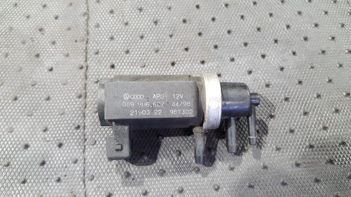 Selenoidas (Elektromagnetinis selenoidas) 059906627 7.21903.22 Audi A6 1999 1.9
