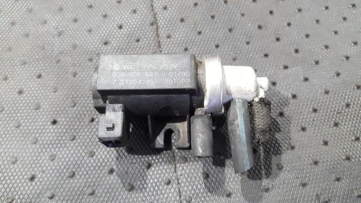 Electrical selenoid (Electromagnetic solenoid) Audi A4 1998    2.5 8D0906627B