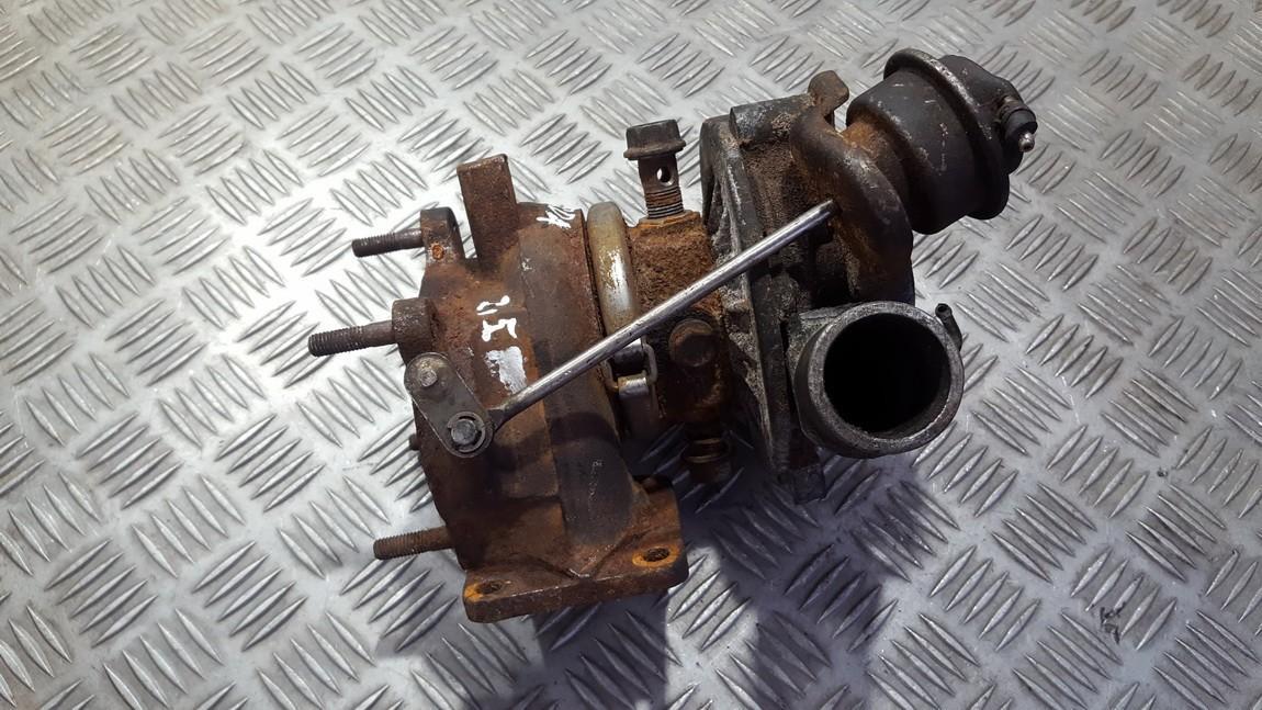 Turbo Turbocharger Mazda b-seria 2003    2.5 VJ260006