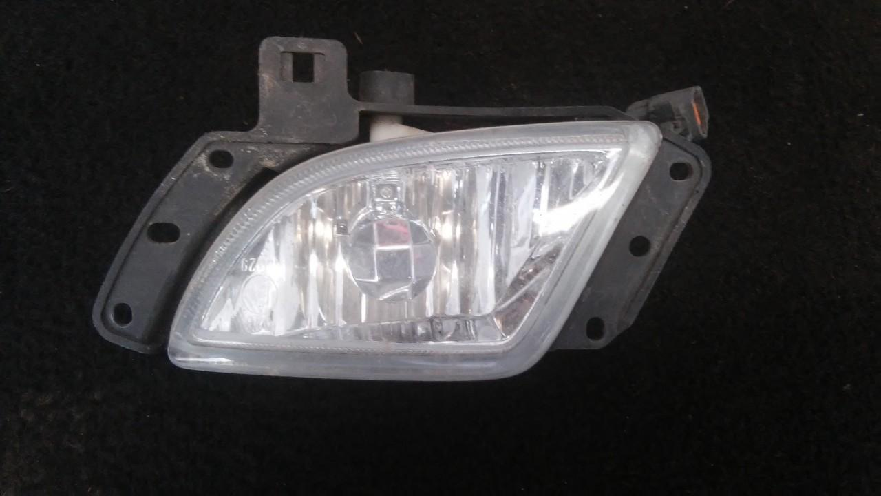 Front Fog lamp right Mazda 626 2001    2.0 11461918