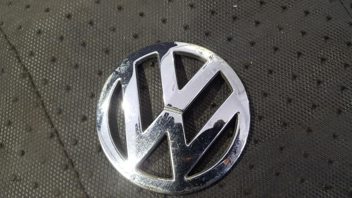 Передние Эмблема Volkswagen  Passat, B5 1996.08 - 2000.11