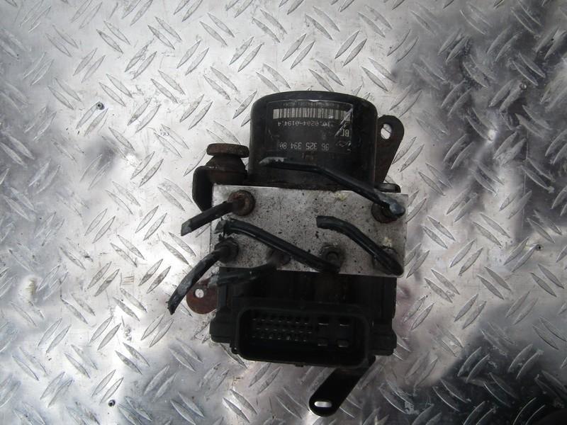 ABS blokas 10094811083 10.0948-1108.3,9632539480,10.0204-0194.4 Peugeot 206 2002 2.0
