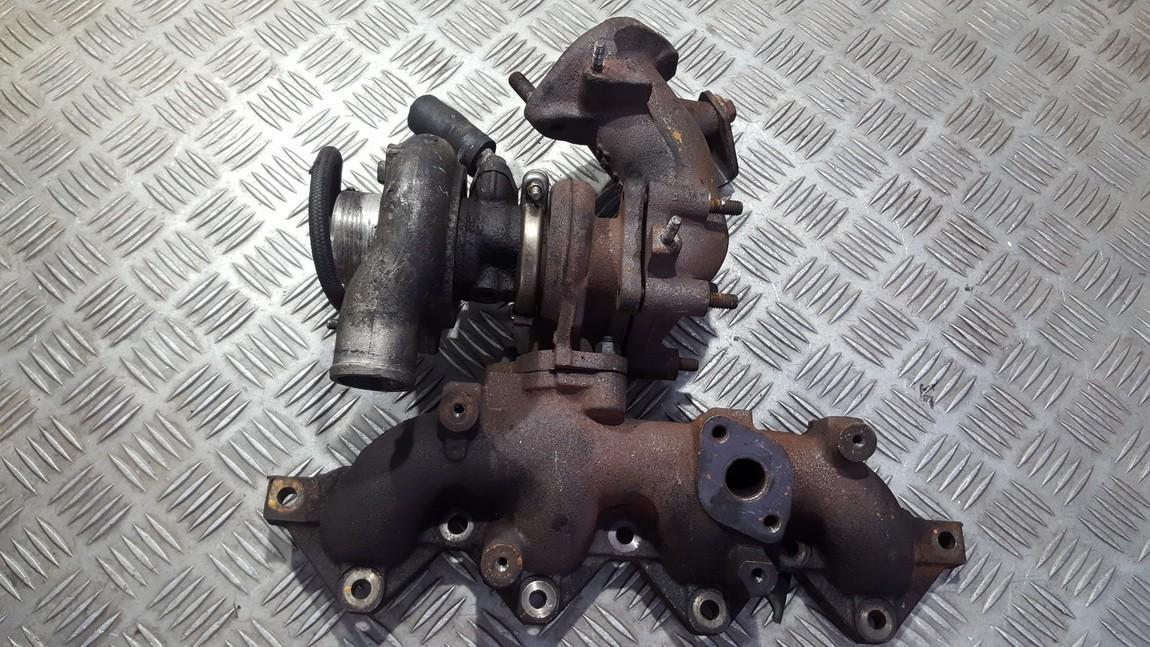 Turbina 8973253881 49176-0660 Opel MERIVA 2013 1.7