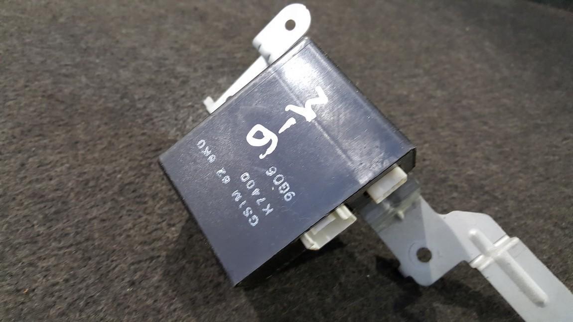 Kiti kompiuteriai GS1M626K0 K7400 Mazda 6 2003 1.8