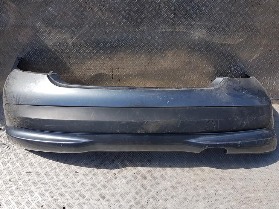 Rear bumper NENUSTATYTA nenustatyta Peugeot 207 2009 1.4
