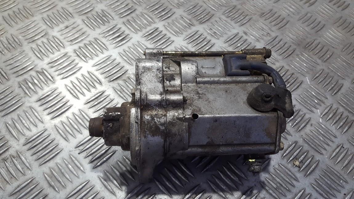 Starteris 128000028 NENUSTATYTA Honda CIVIC 2011 1.8