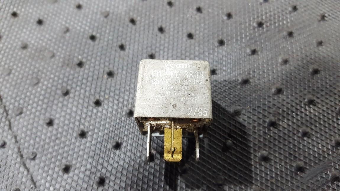 Rele 191906383B WL020202092 Volkswagen SHARAN 2000 1.9